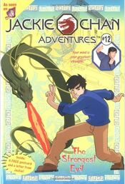 Jackie Chan Book 12
