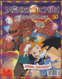 Jackie Chan Adventures Magazine 50