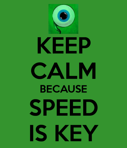 File:Keep-calm-because-speed-is-key.png