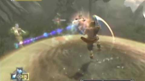 Jade Empire Leaping Tiger