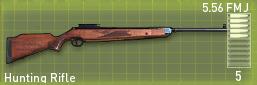 Hunting rifle u pic