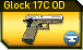 Glock 17 j icon