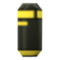 Yellow ammo canister