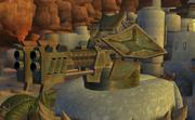 Spargus gun turret