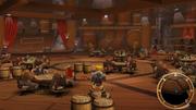 Barter's tavern interior