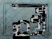 Drill platform map
