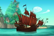 Jake-and-the-never-land-pirates- Jolly Roger