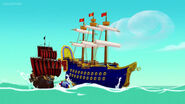 Jolly Roger&Mighty Colossus-Captain Hook's Colossal Collision02