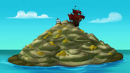 Jolly roger and bucky-The Mystery of Mysterious Island!