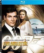 Live and Let Die (2008 Blu-ray SteelBook)