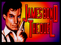 The Duel (Gen-MD) - Intro screen