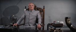 Blofeld, posing as Willard Whyte (Diamonds are Forever)