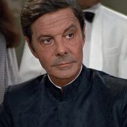 Kamal Khan (Louis Jourdan) - Profile