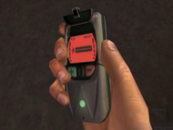 Mobile phone (Agent Under Fire) - Laser