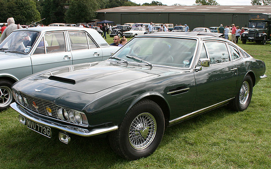 Aston Martin Dbs James Bond Wiki Fandom Powered By Wikia