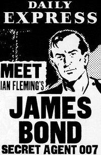 Meet James Bond (Daily Express)