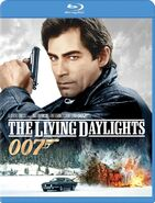 The Living Daylights (2012 50th anniversary Blu-ray)
