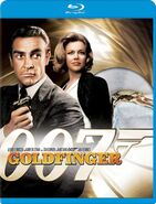 Goldfinger (2009 Blu-ray)