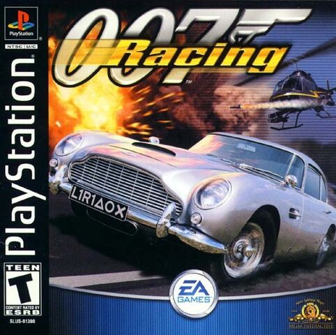 File:007 Racing (USA Front Cover).jpg