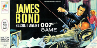 James Bond Secret Agent 007 (board game)