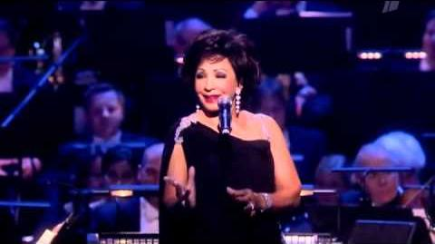 SHIRLEY BASSEY - Diamonds Are Forever (Gorbachev's 80th Birthday, London, March 2011)