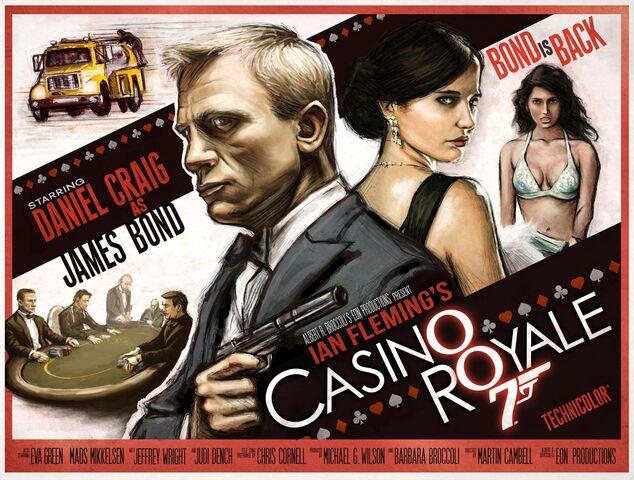 File:Casino royale poster by jeffach.jpeg