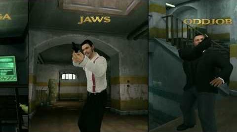 GoldenEye 007 - James Bond OFFICIAL E3 gameplay trailer Nintendo Wii