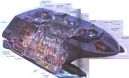 Stealth Ship James Bond Wiki Wikia