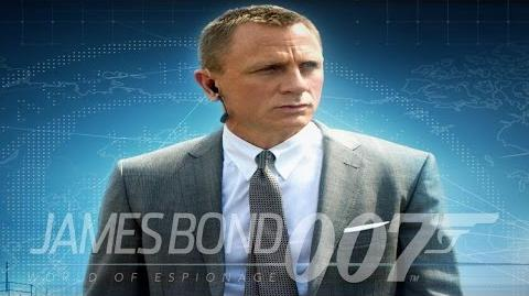 James Bond World of Espionage (by Glu Games Inc