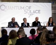 Quantum of Solace - Press conference 1