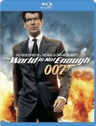 The World Is Not Enough (2012 50th anniversary Blu-ray)