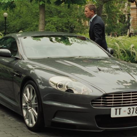 Aston Martin Dbs V12 James Bond Wiki Wikia