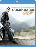 Goldfinger (2012 50th anniversary Blu-ray)