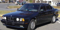 BMW 520i (E34)