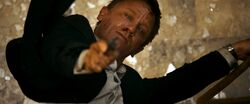 Quantum of Solace - Bond shoots Mitchell