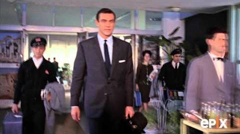 Everything or Nothing- The Untold Story of 007-- Dr. No Gets A Presidential Endorsement - EPIX