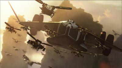 RDA Airfleet
