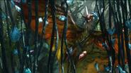 Leonopteryx hunt
