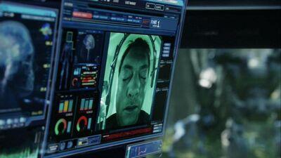 AVTR Monitor Display