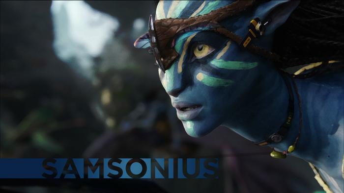 Samsonius Neytiri Banner