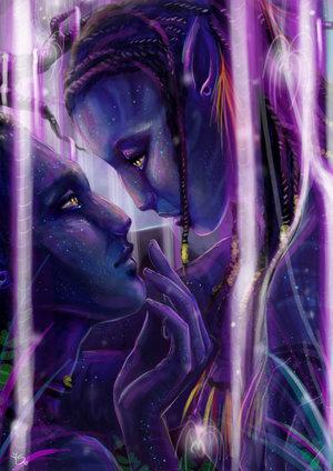 File:Neytiri and Jake by ProfelisAurata.jpg