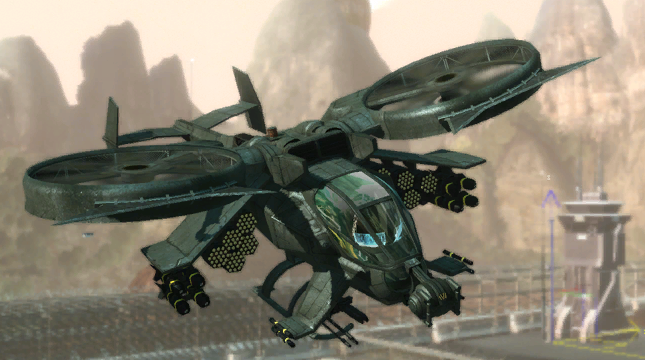 Scorpion Gunship | Avatar Wiki
