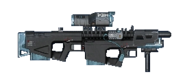 EURYS II Assault Rifle