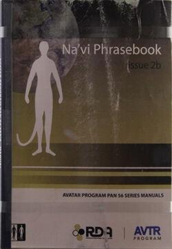Na'vi Phrasebook
