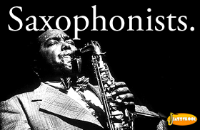 SaxophonistsButton