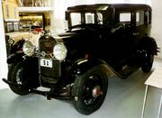 Willys Six 4-Door Sedan 1931