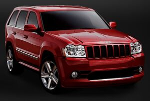 Jeep GC SRT EXT