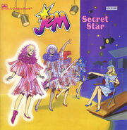 Jem - Golden Book - Secret Star - 01