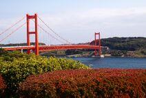 Hirado bridge hirado nagasaki japan