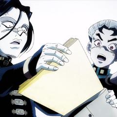Toshikazu peeks at <a href=